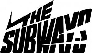 THE SUBWAYS logo