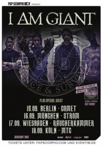 IAmGiant-Tour