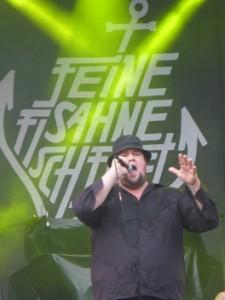 FEINE SAHNE FISCHFILET live in Rostock