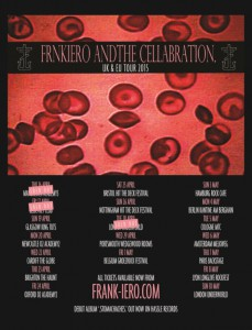 FRNKIERO AND THE CELLABRATION - 3 Shows in Deutschland