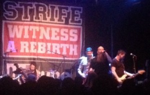 Strife - REBELLION TOUR 6 - live in Köln