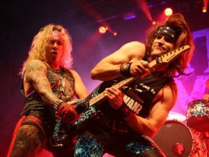 Steel Panther live in Köln