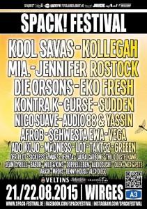 Spack! Festival 2015