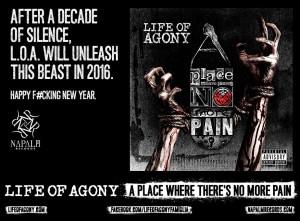Life Of Agony - Neues Album