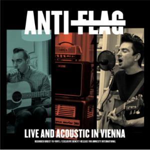 Anti-Flag live in Vienna