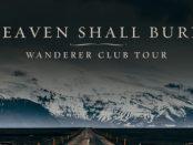 HEAVEN SHALL BURN - Clubtour