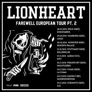 LIONHEART: Farewell Tour - Part II