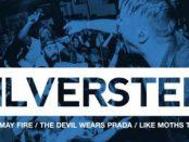 SILVERSTEIN: exklusives Hardcore Help Foundation Benefiz-Shirt + Tour-Start
