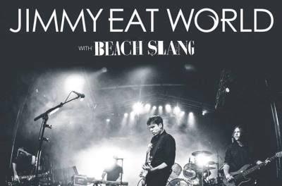 Jimmy Eat World erneut live in Deutschland